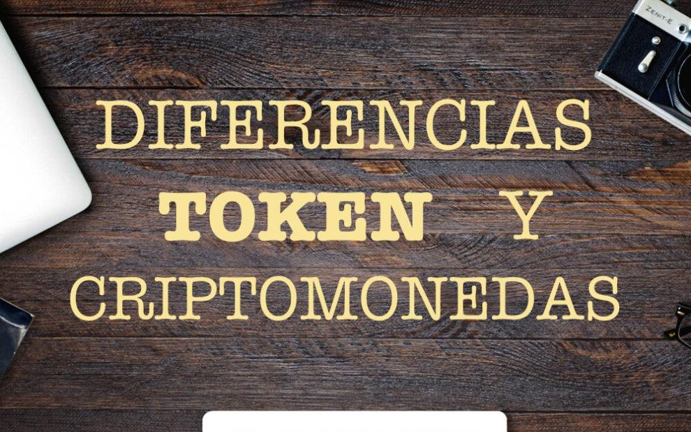 Token vs Criptomoneda