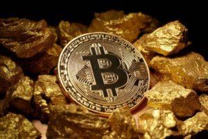 Bitcoin vs Oro