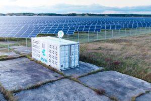 Mineria de criptomonedas con energia renovable