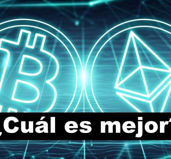 Cual es mejor Ethereum o Bitcoin