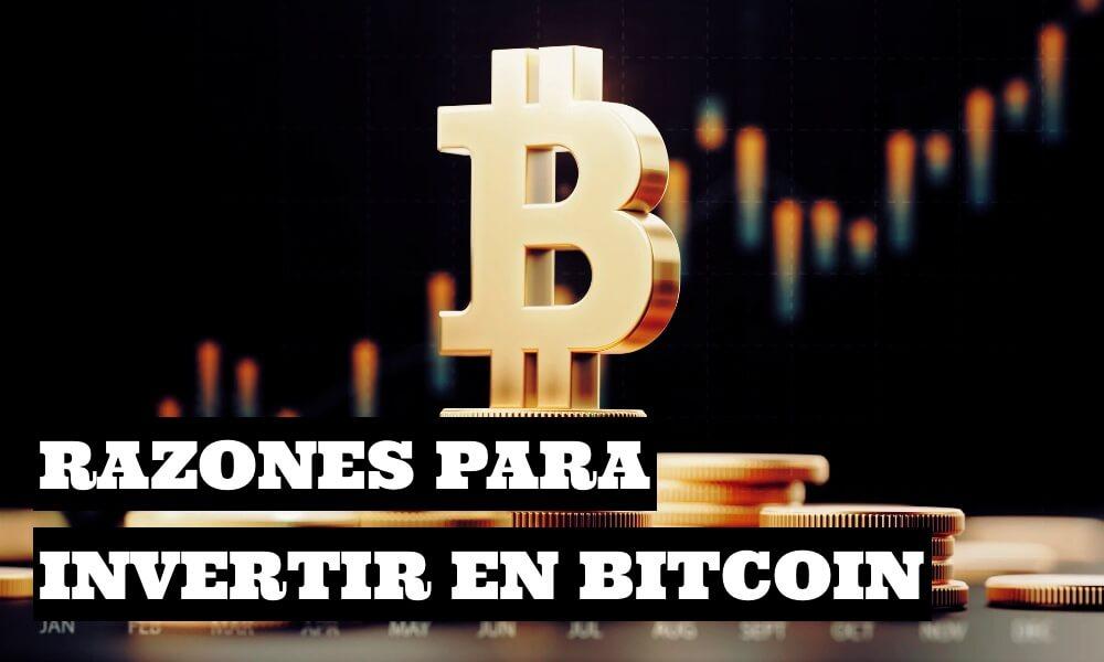 razones por las cuales invertir en bitcoin volumen de comercio de bitcoin en bitcoin