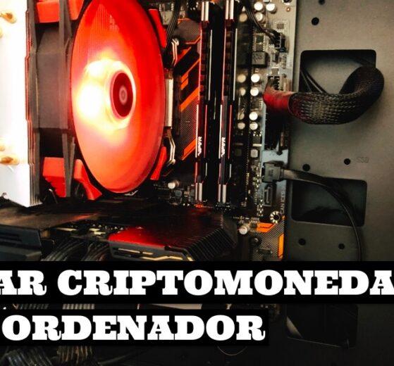 Criptomonedas que se pueden minar con ordenador